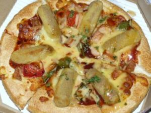Pizza Sosisole