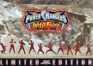 Power Rangers Red Forever