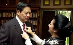 Ibu Ani dan Pak SBY 1