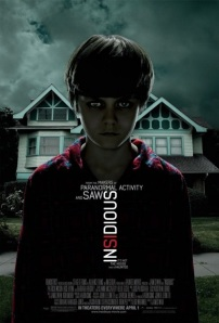 official poster INSIDIOUS