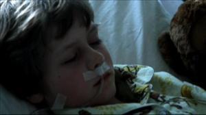 Dalton nampak seperti orang koma