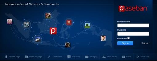 Paseban indonesian social network