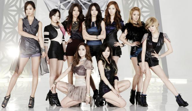 Girls Generation - The Boys