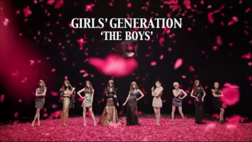 the boys snsd