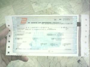 tiket pulang