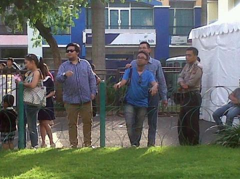 foto diambil dari twitpic tante ria (ibunda raisa)