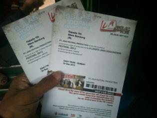 tiket Java Soulnation dari 99ers Bandung