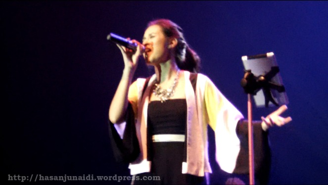 Raisa di Java Jazz 2013
