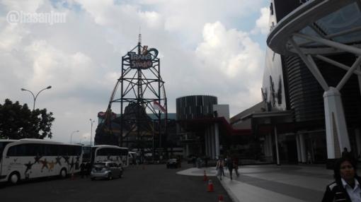 kawasan wisata terpadu Trans Studio, Bandung