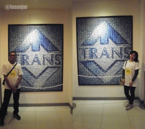 Wahana Trans Broadcast MuseumTrans Studio Bandung
